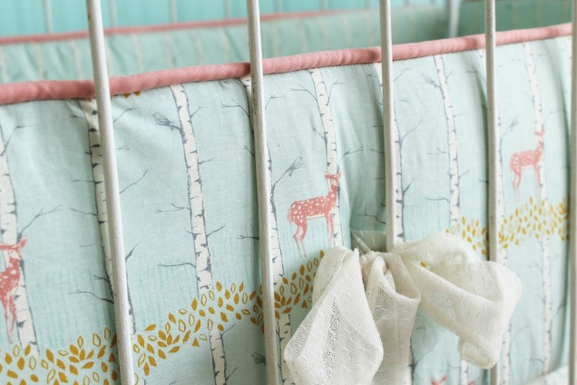 Handmade Crib Bedding Sets