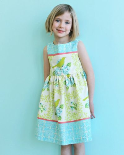 girls boutique dress
