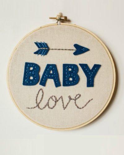 baby love navy