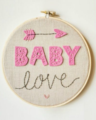 pink baby love