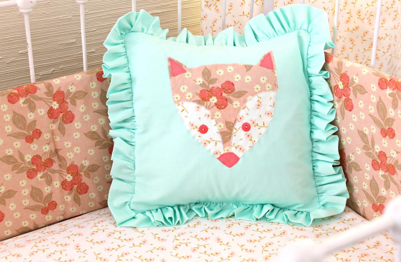 Pretty As A Peach Baby Bedding Lottie Da Baby