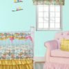 Lily Belle Ruffle Valance