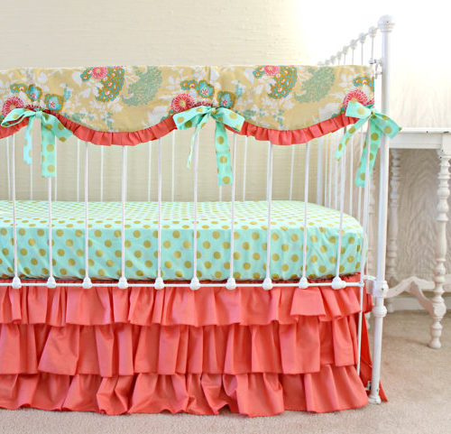 Coral Buttercup Rail Cover Bumperless