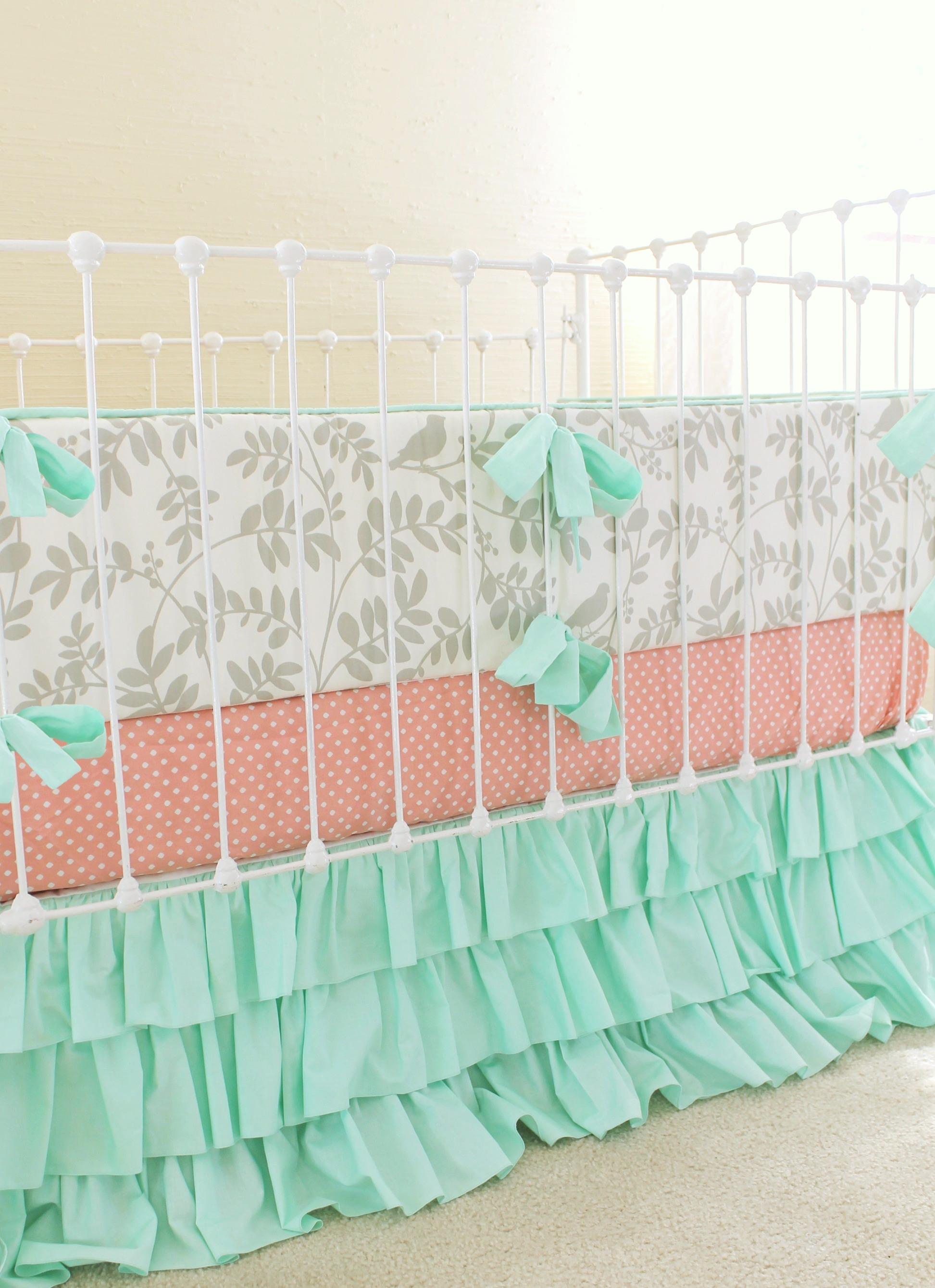 Leafy Dreams Baby Bedding Lottie Da Baby