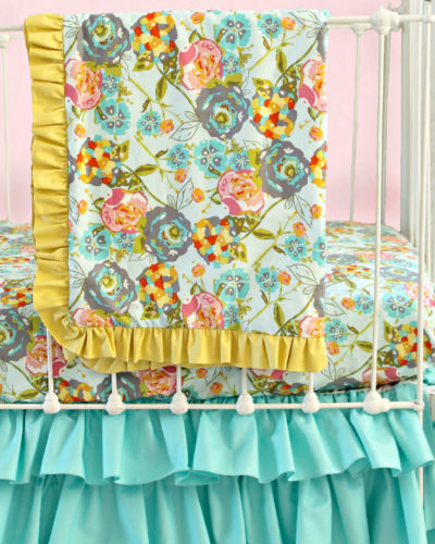 Lily Belle Bumperless Blanket