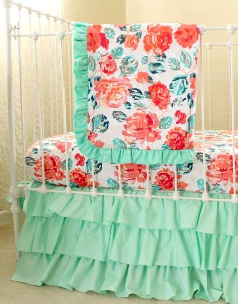 Pixie Park Blanket Bumperless Set