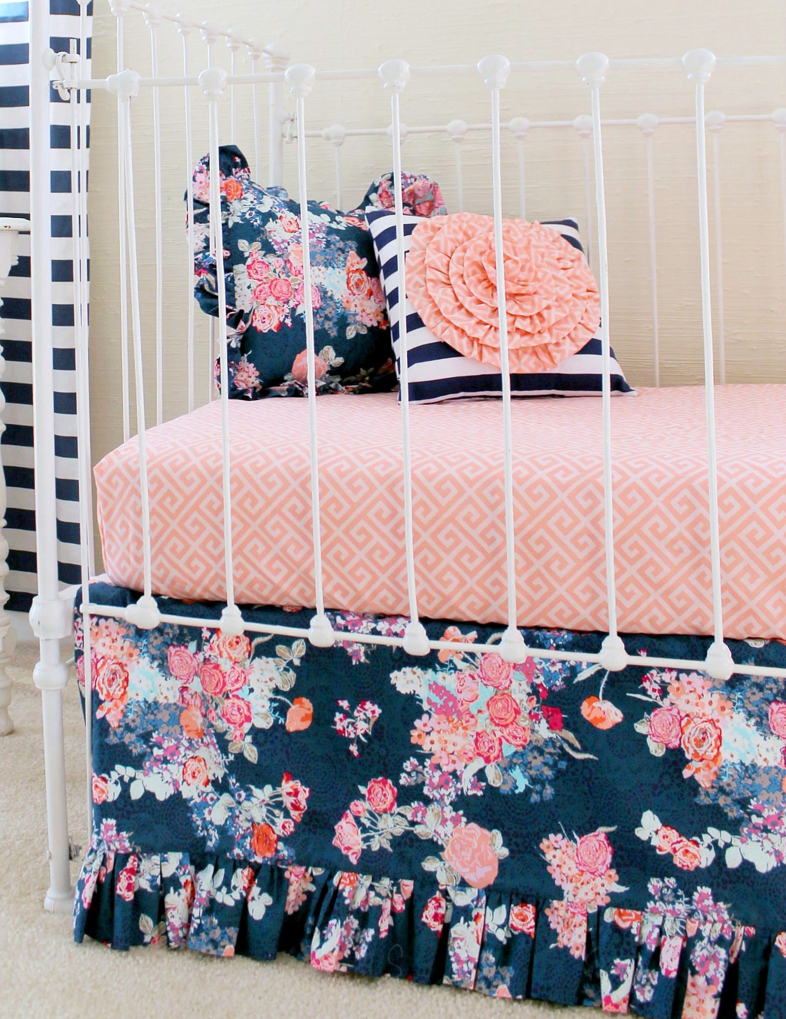 baby girl crib bedding Archives Lottie Da Baby