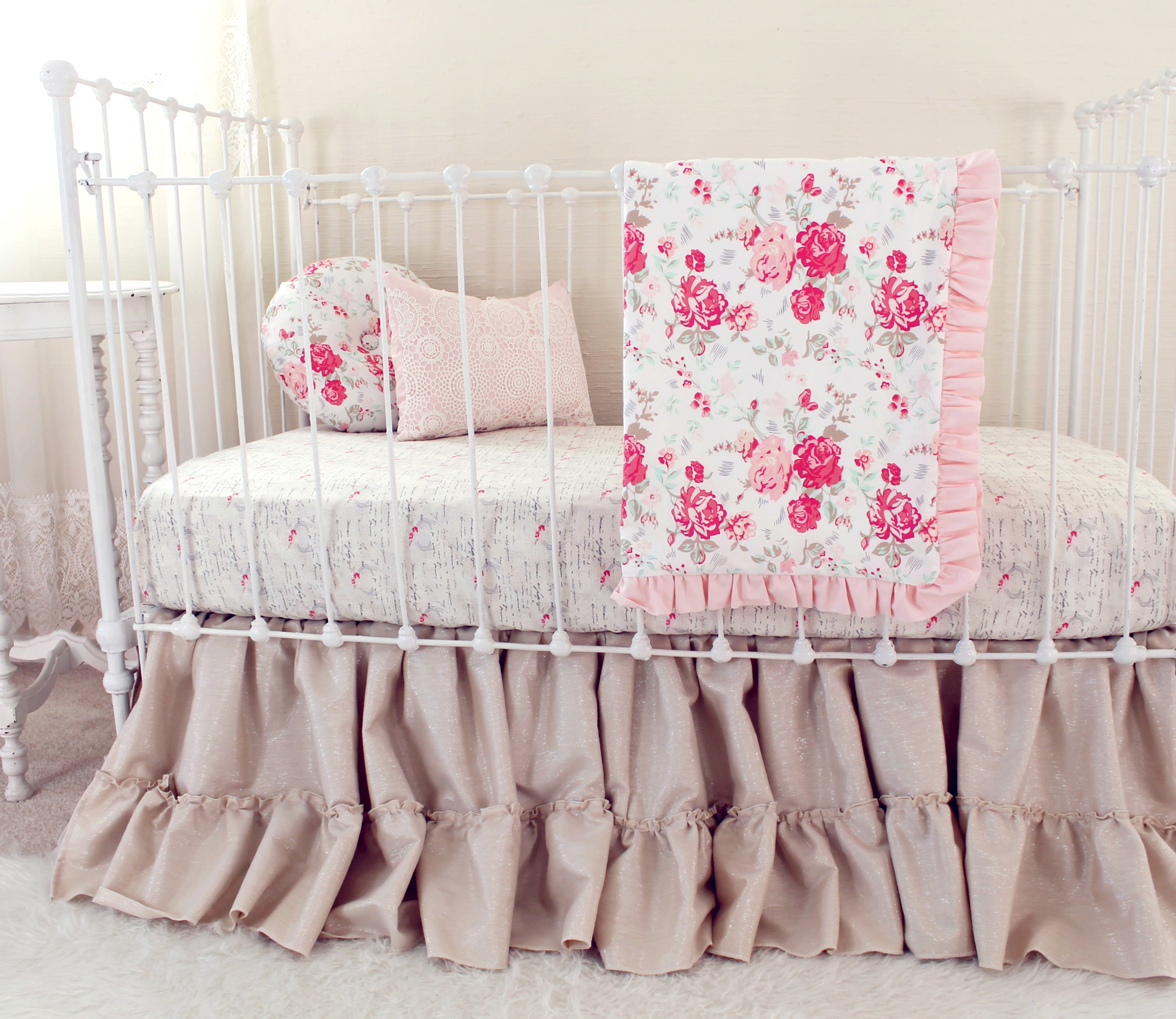 nell in been hills that liz bed a of bedding looks on fan she wow northeast s farm you would beds have raised to kansas vintage designer