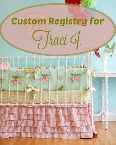 Traci I. Registry