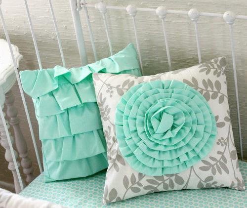 Leafy Dreams Pillows