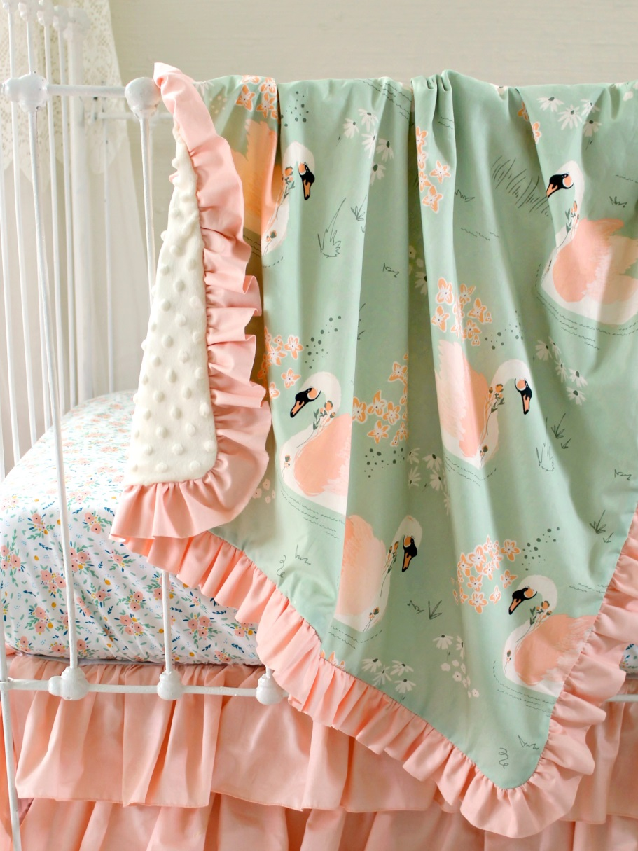How To Make A Fitted Crib Sheet