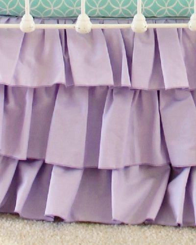 lavender-ruffle-skirt