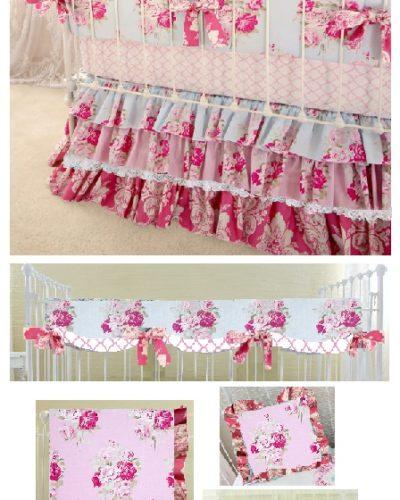 Cathy S. Shabby Chic Roses 3.0 Set Small