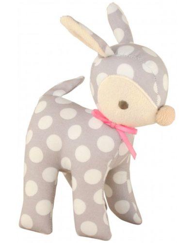Deer Toy Fog Dot Pink - Alimrose