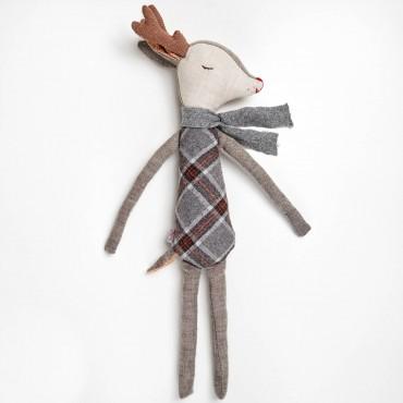 Sleepy-Wakey Reindeer - Maileg