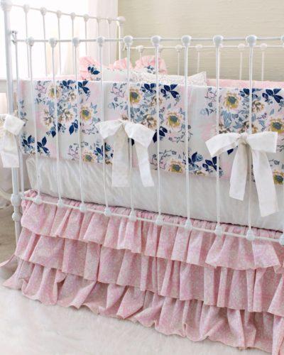 ethereal lullaby crib set