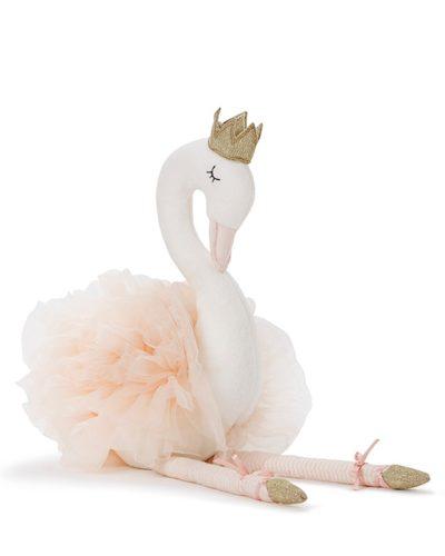 blush swan