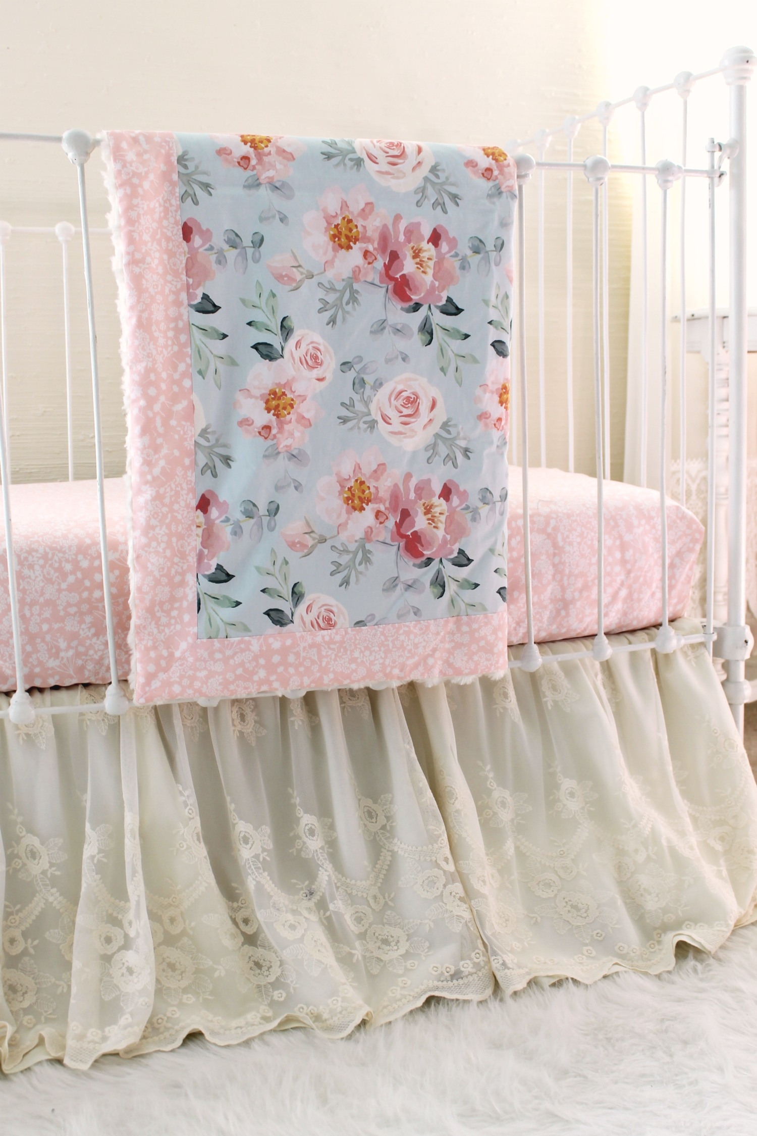 Vintage Crib Bedding Archives Lottie Da Baby