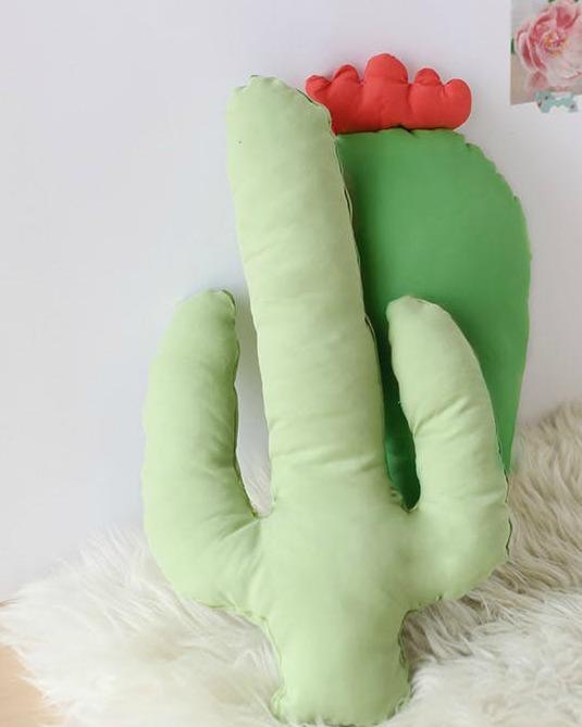 DIY- cactus pillow