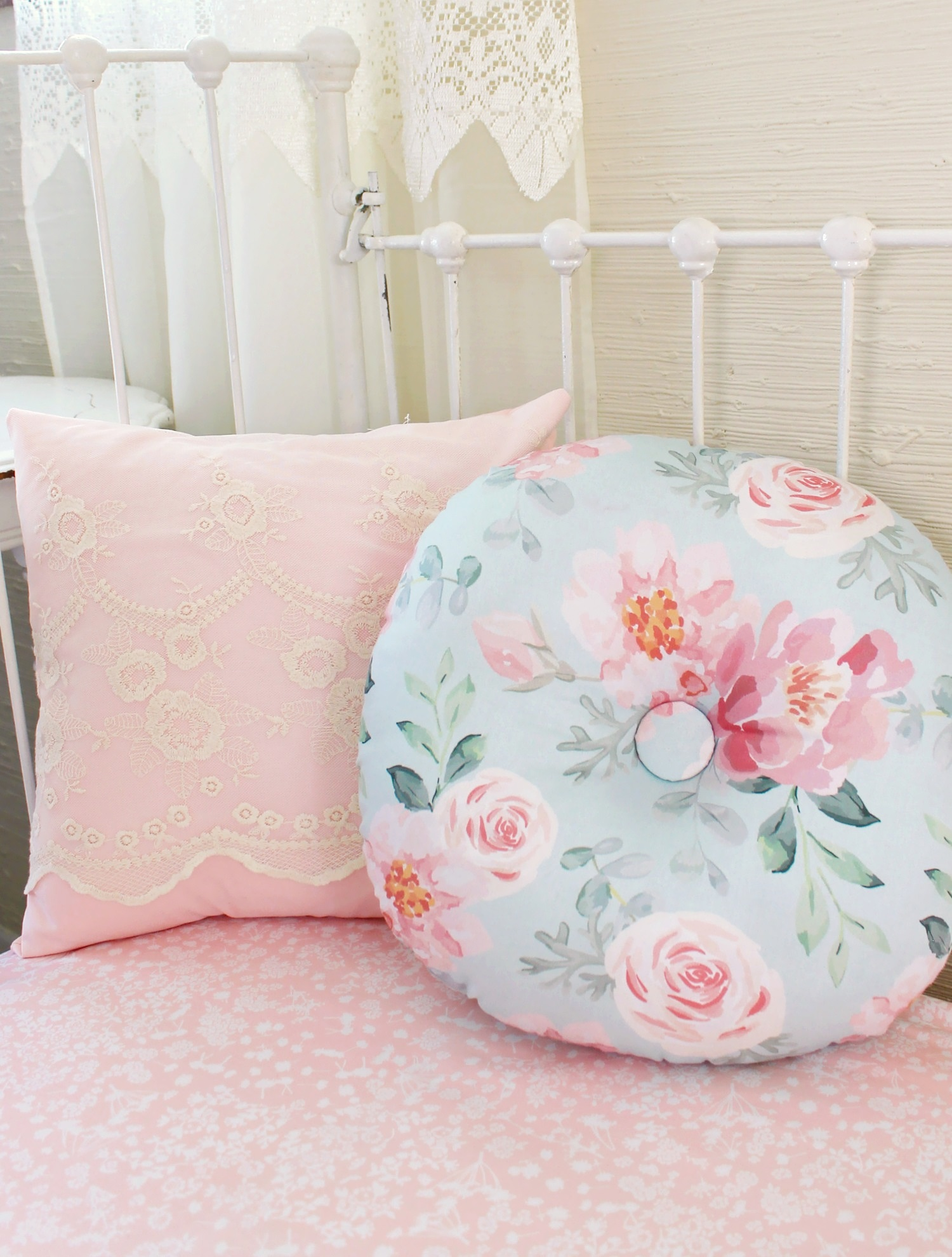 cushion linen pillows with pink design pillow blush beautiful awesome throw elegant lace frill of