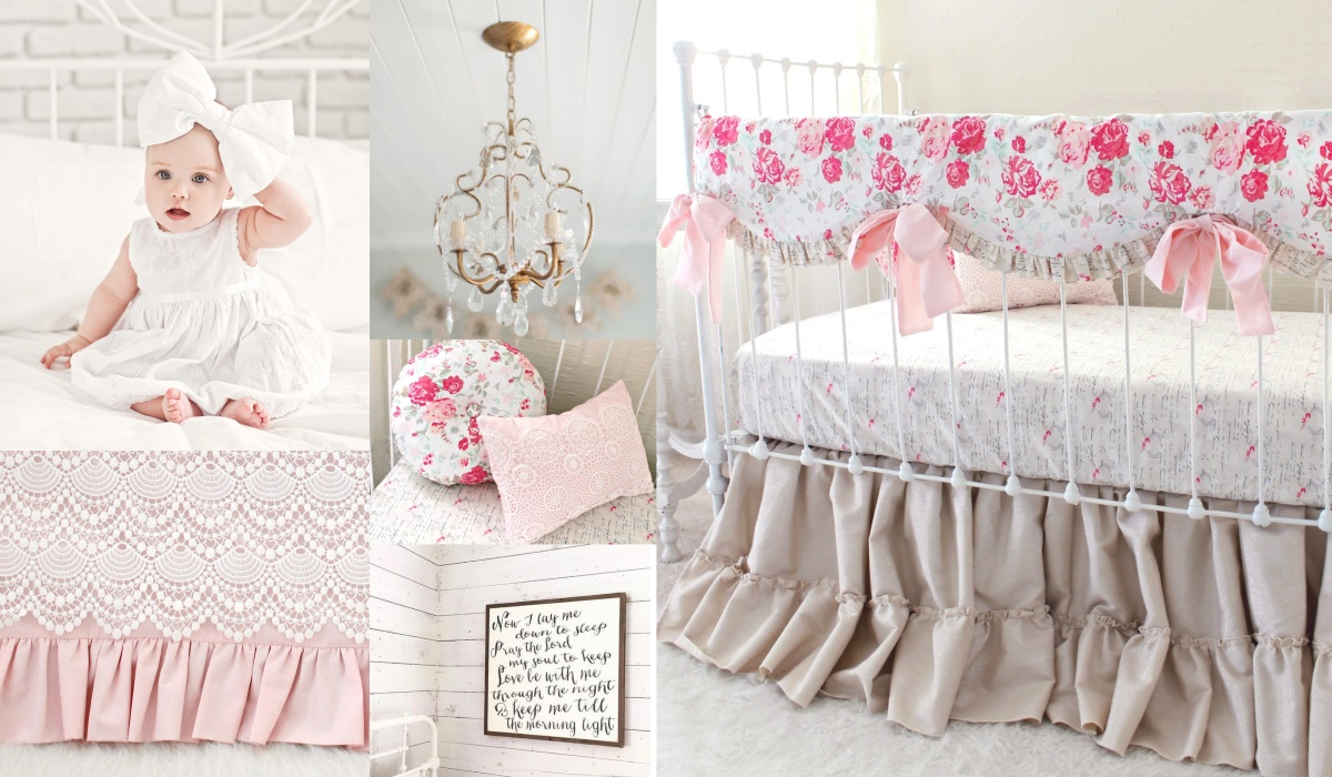 Vintage Chic Nursery Collection
