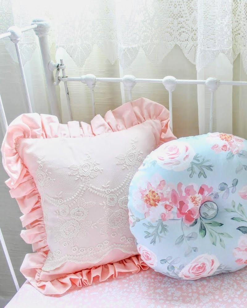 Crib Bumper Pillow